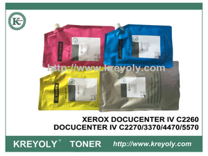 XEROX DC C2260 / 2270/3370/4470/5570 COLOR TONER POWDER RECARGA
