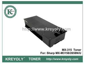 Tóner Sharp MX-315 CT / FT / T / NT / AT compatible