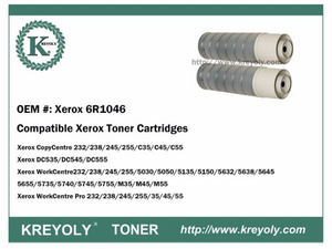 Compatible Xerox CopyCenter 232 C35 DC535 WorkCentre 232 5745 M35 WorkCentre PRO 232/35 Cartucho de tóner