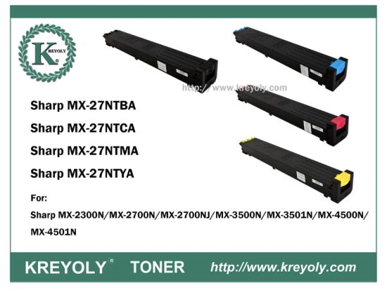 Toner MX-27 para Sharp MX2300 / MX2700