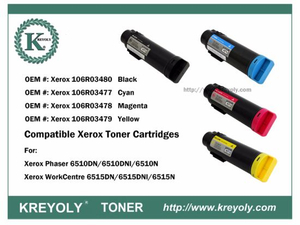 Cartucho de tóner compatible Xerox Phaser 6510DN WorkCentre 6515DN